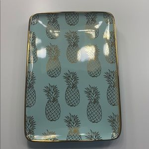 Pineapple Pattern Jewelry Holder